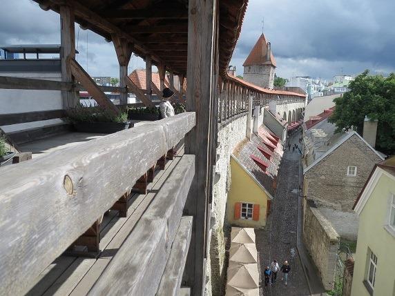 東側城壁回廊2