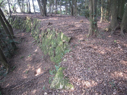 24南三の丸石垣