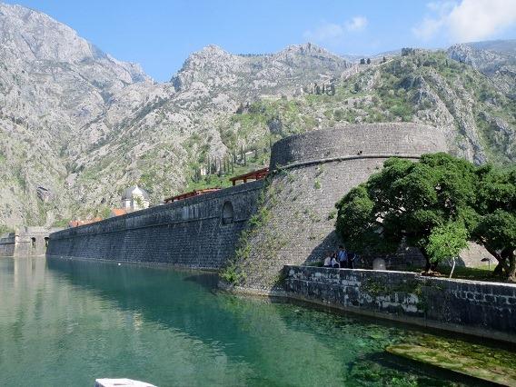 城塞と城壁