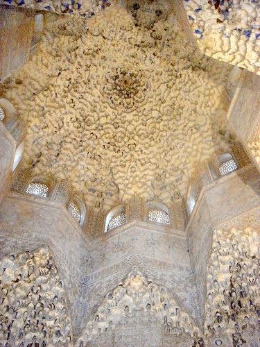 25アベンセラッヘスの天井
