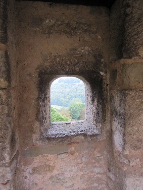 城壁狭間1