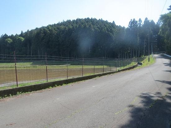 01治田城全景