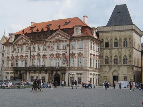 ゴルツ・キンスキー宮殿