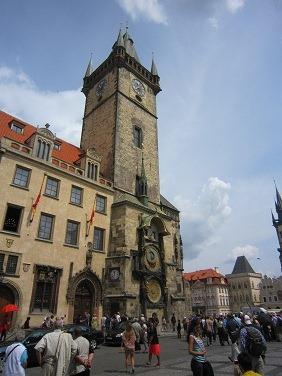 旧市庁舎時計塔1