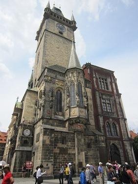 旧市庁舎時計塔2