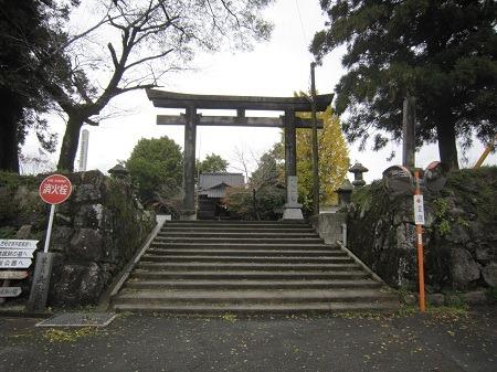 帖佐館稲荷神社