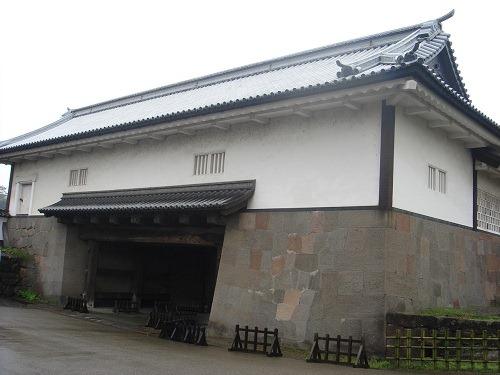 22石川門ニノ門(櫓門)