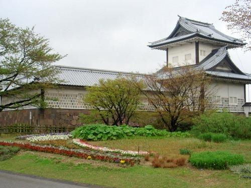 23石川門(城内から)