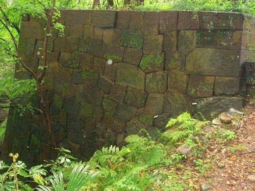 51玉泉院丸の門跡
