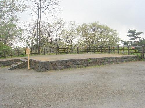 73戌亥櫓跡