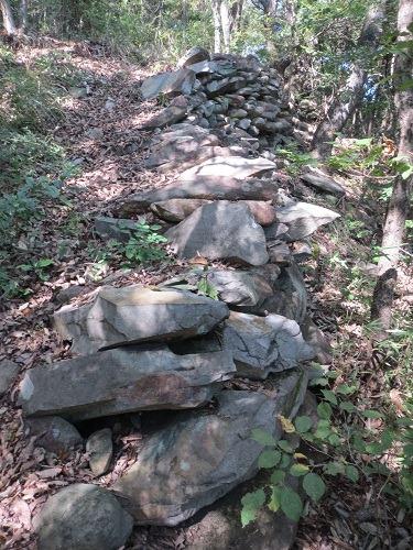 29二の丸石垣