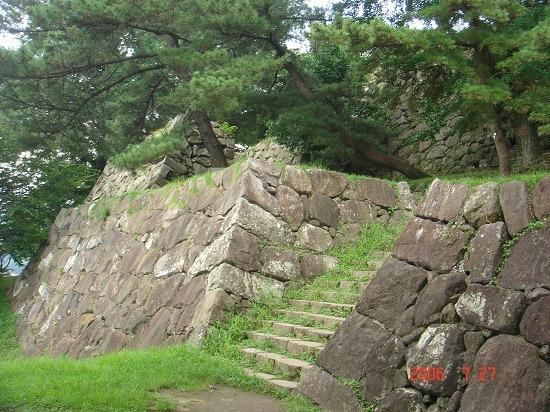 17望海楼への石段1