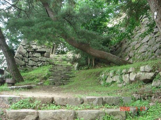 19望海楼への石段2