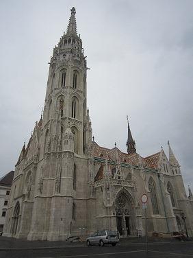 078マーチャーシュ教会1