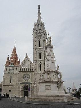 078マーチャーシュ教会2