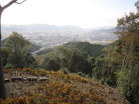 12登城道からの眺望