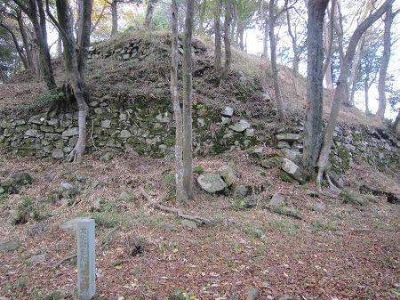 26本丸石垣