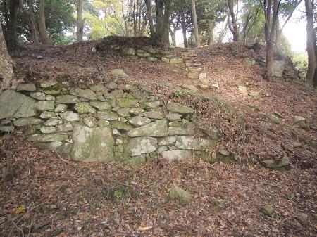 31本丸南面石垣