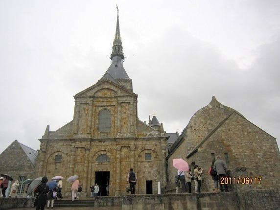 修道院教会堂