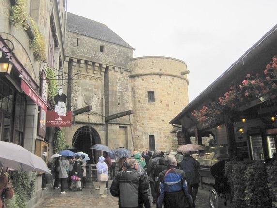 国王の城門