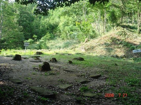 21二の丸礎石