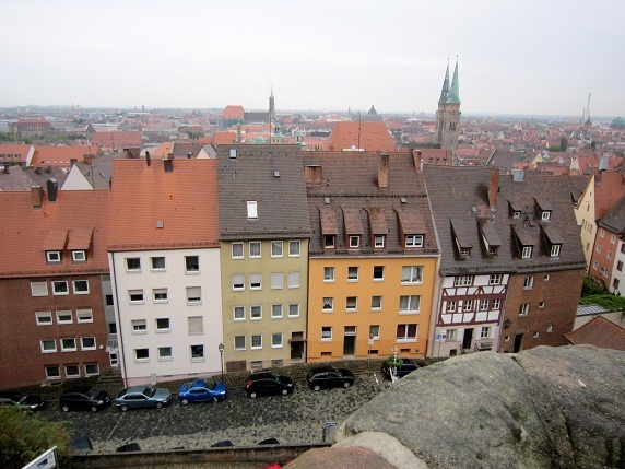 08ニュルンベルクの眺望