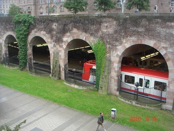 21ニュルンベルクの城壁2