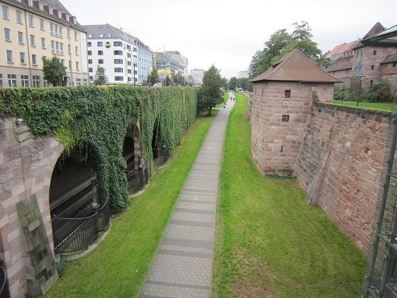 21ニュルンベルクの城壁