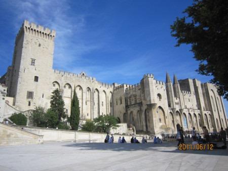法王庁宮殿