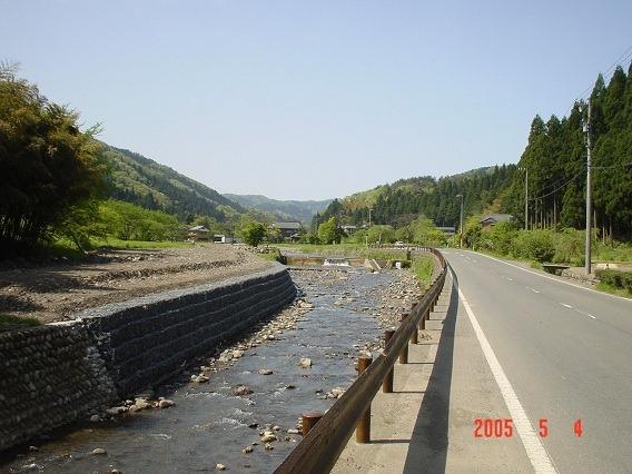 02一乗谷川