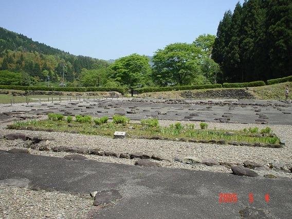 23義景館跡花壇