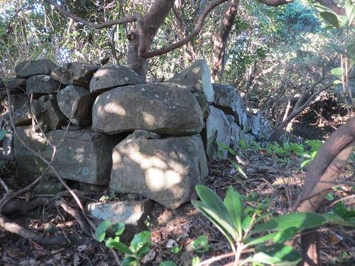 31東の郭石垣