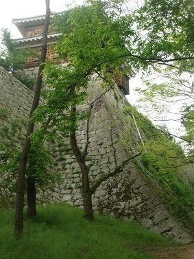 05巽櫓の石垣