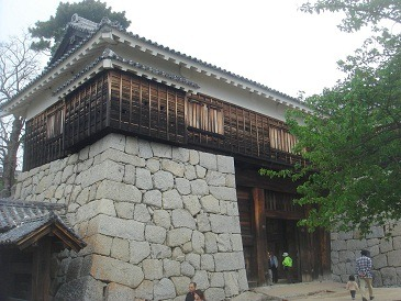 17筒井門