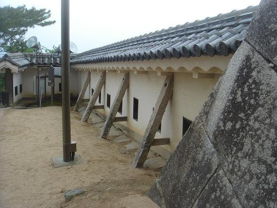 43紫竹門東塀