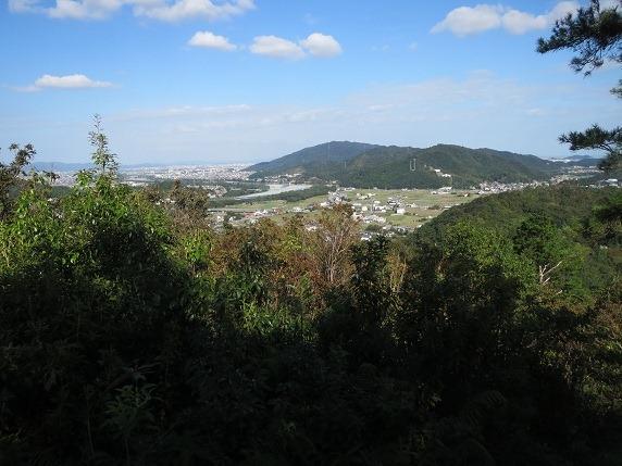 才蔵丸からの眺望