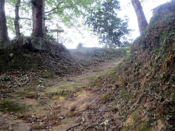 三の丸大手埋門跡