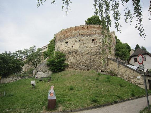修道院教会城跡