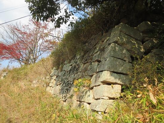 55南面石垣