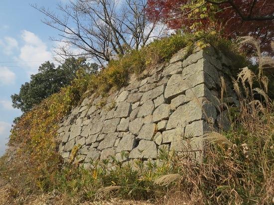 57南面石垣