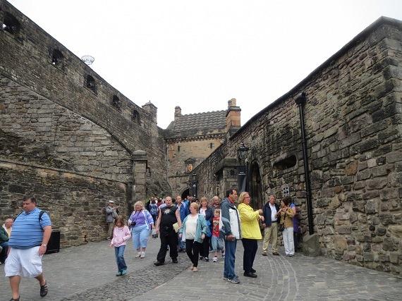 11城門へ