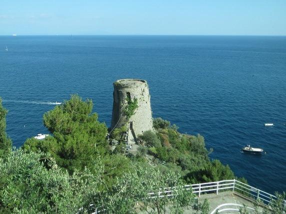 プライアーノのサラセンの塔