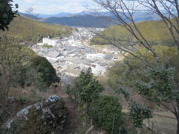 11物見岩脇からの眺望