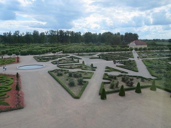 フランス庭園2