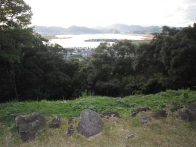16総見寺本堂からの眺望
