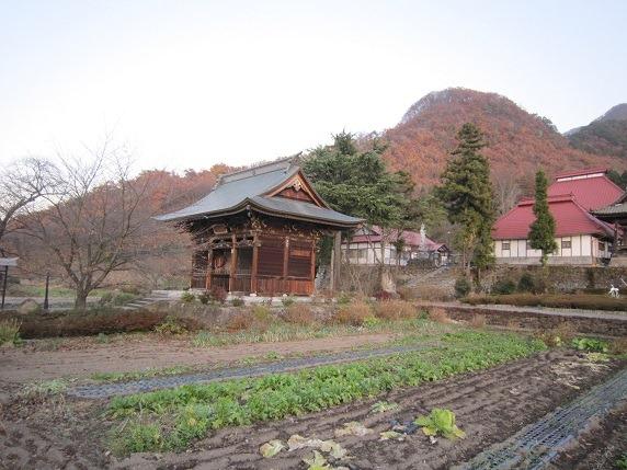 苅田城全景