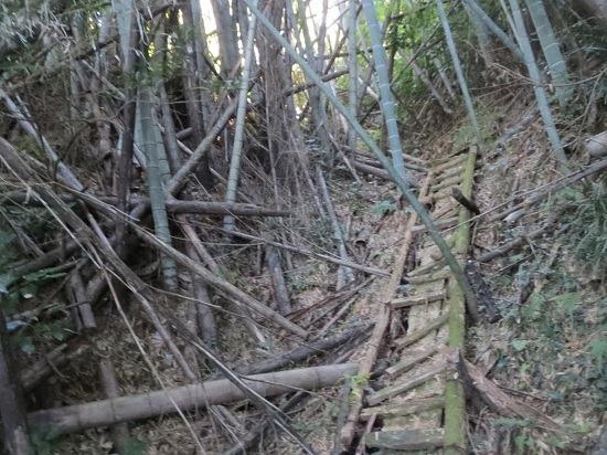 31松尾丸への道