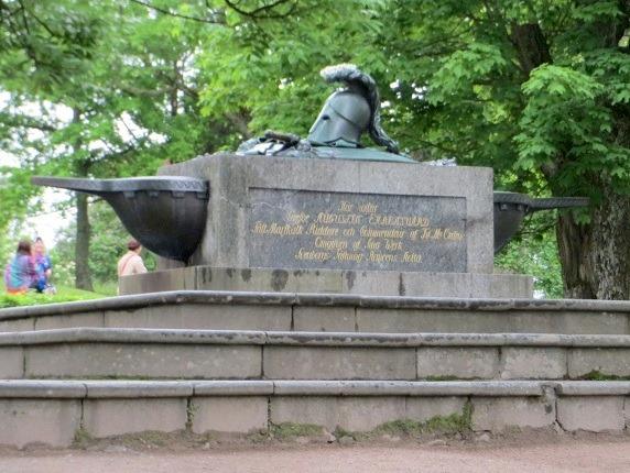 エーレンスヴァルドの墓