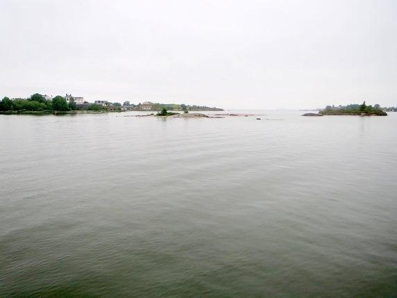 フィンランド湾の島々