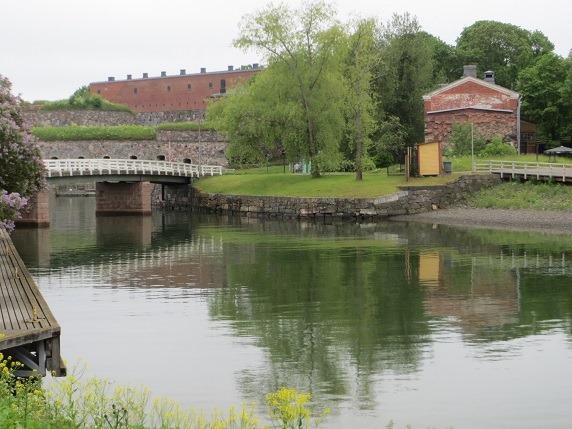 橋とエーレンスヴァルド